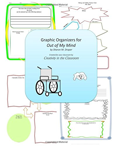 9781514107102: Graphic Organizers for Out of My Mind