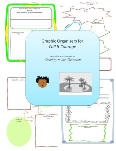 9781514107126: Graphic Organizers for Call It Courage