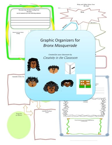 9781514107140: Graphic Organizers for Bronx Masquerade