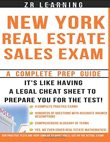 9781514110744: New York Real Estate Exam: A Complete Prep