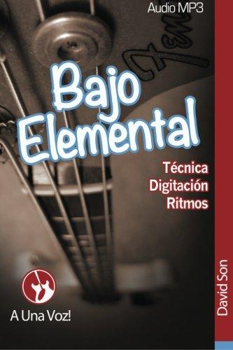 9781514111338: Bajo Elemental: Fundamentos del Bajo Eléctrico (Volume 1) (Spanish Edition)
