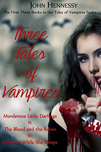 9781514117163: Three Tales of Vampires