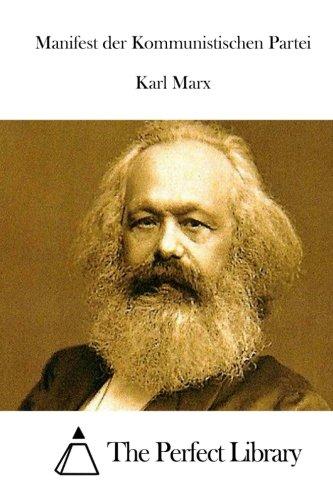 9781514117255: Manifest der Kommunistischen Partei (Perfect Library) (German Edition)