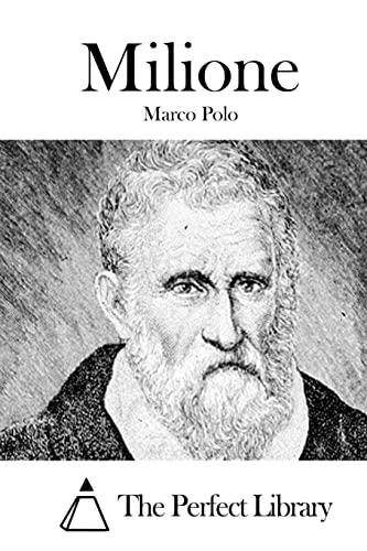 Milione (Paperback): Marco Polo