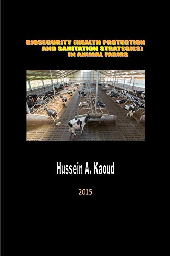 9781514123010: Biosecurity (health protection and sanitation strategies) in animal farms: Bio security in farms