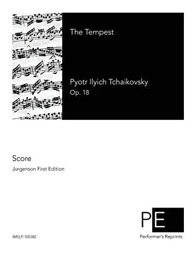 The Tempest: Pyotr Ilyich Tchaikovsky
