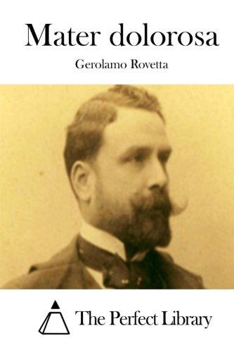 9781514124529: Mater dolorosa (Perfect Library) (Italian Edition)