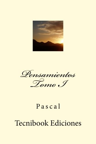 9781514125014: Pensamientos. Tomo I (Spanish Edition)