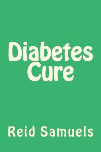 9781514125311: Diabetes Cure