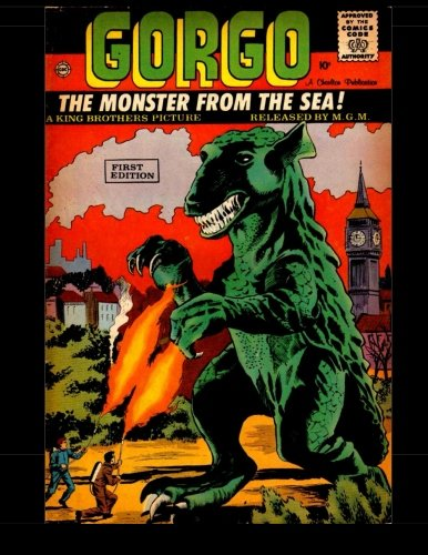 9781514125397: Gorgo #1: The Monster From The Sea! 1960