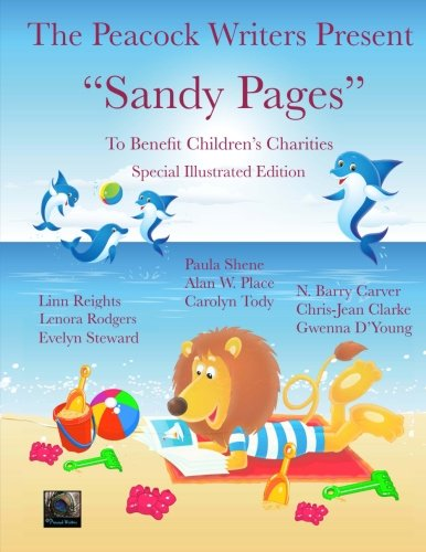 9781514129982: Sandy Pages: The Peacock Writers Present (Volume 8)