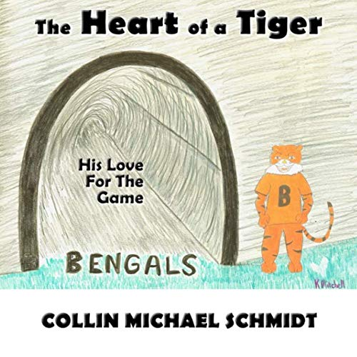 9781514136140: The Heart of a Tiger: His Love For The Game