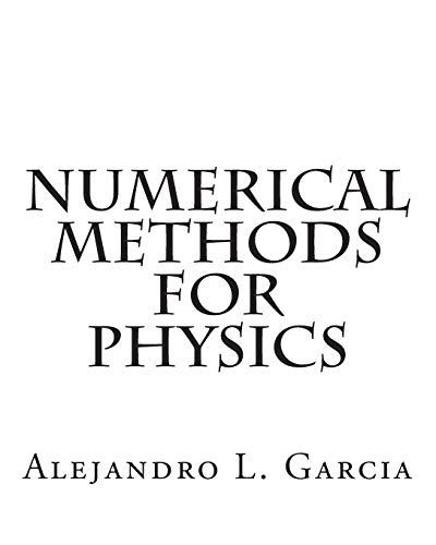 numerical methods for physics second edition by alejandro garcia pdf