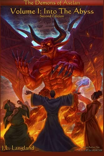 9781514139493: Into The Abyss (Demons of Astlan) (Volume 1)