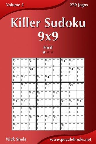 9781514144213: Killer Sudoku 9x9 - Fácil - Volume 2 - 270 Jogos