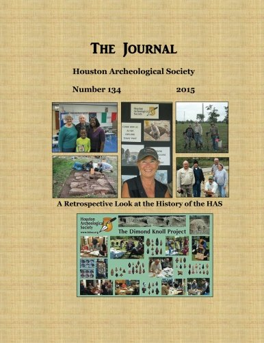 9781514146309: The Journal, Houston Archeological Society, Number 134 (2015)