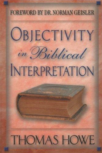 9781514149201: Objectivity in Biblical Interpretation