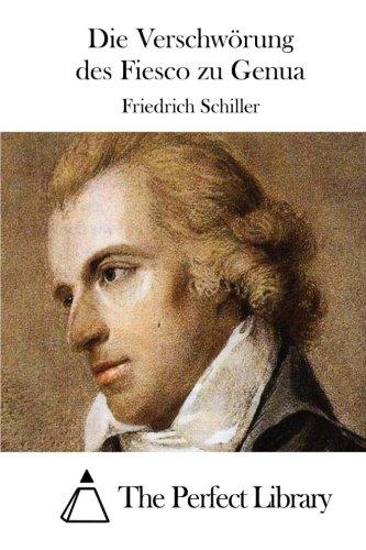9781514149942: Die Verschwörung des Fiesco zu Genua (German Edition)
