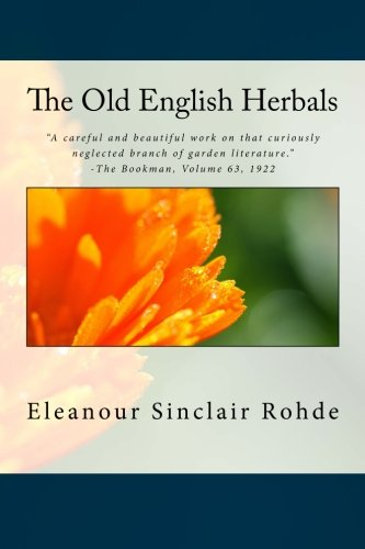 9781514155806: The Old English Herbals