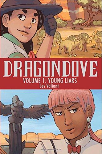 Dragondove Volume 1: Young Liars: Les Valiant