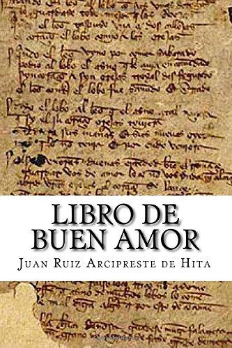 The Book Of Good Love Juan Ruiz
