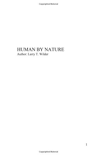 9781514173589: Human by Nature (formatted)