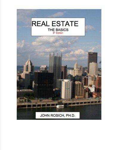 9781514173893: Real Estate - The Basics