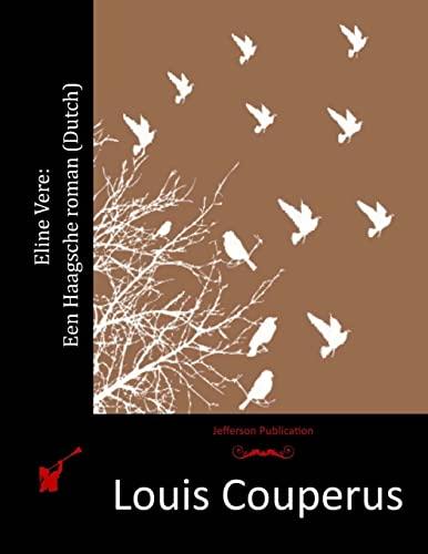 9781514174807: Eline Vere: Een Haagsche roman (Dutch) (Dutch Edition)