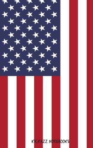 9781514182956: USA Flag: Notebook