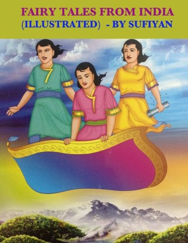 9781514189085: Fairy Tales from India (Illustrated)
