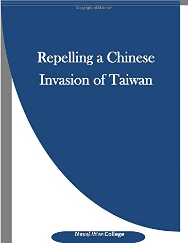 9781514190845: Repelling a Chinese Invasion of Taiwan