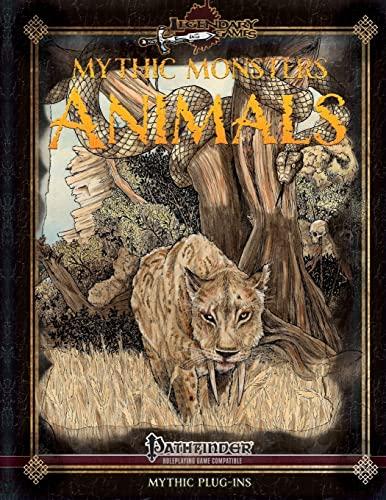 9781514195048: Mythic Monsters: Animals (Volume 28)