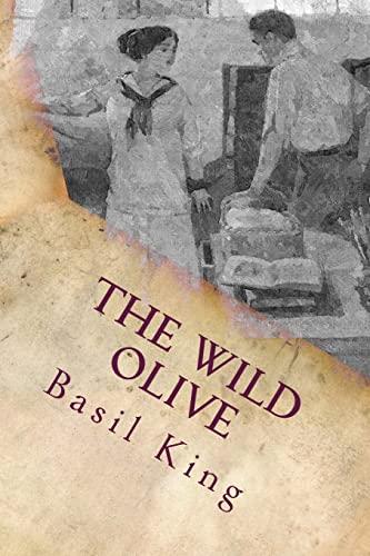 9781514200506: The Wild Olive