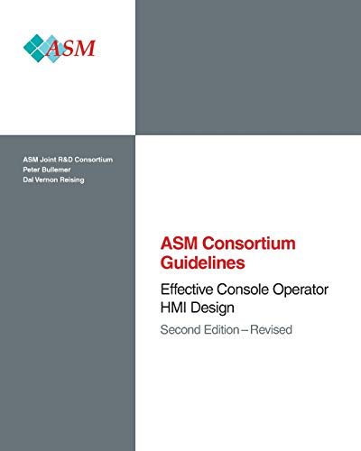 9781514203859: Effective Console Operator HMI Design: Second Edition - Revised