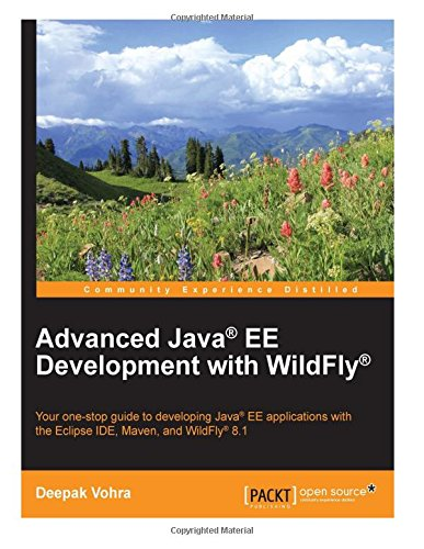 9781514210956: Advanced Java EE Development with WildFly