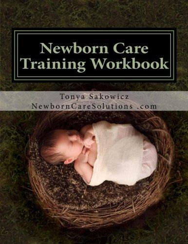 9781514211120: Newborn Care Training Workbook