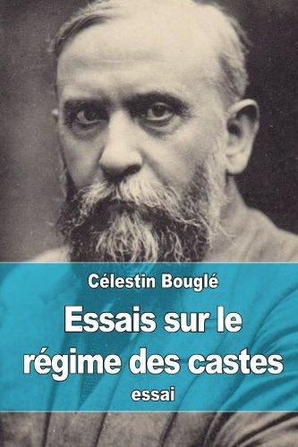 9781514212530: Essais sur le régime des castes