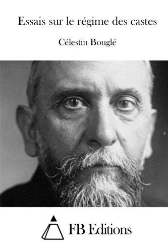9781514213209: Essais sur le régime des castes