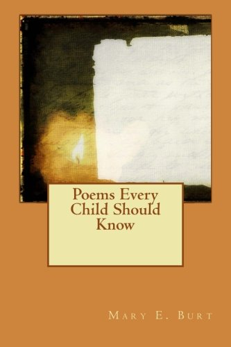 9781514219140: Poems Every Child Should Know