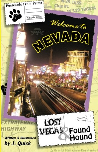 9781514222096: Lost Vegas and Found Hound (Postcards from Prima) (Volume 1)