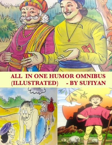 All in One Humor Omnibus (Illustrated): Tales: Sufiyan