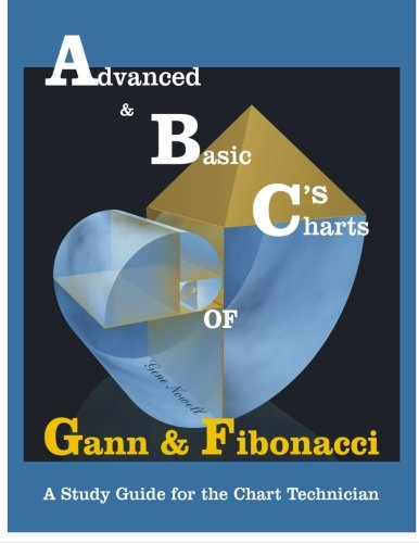 9781514238196: Advanced & Basic Charts of Gann and Fibonacci: Black & White Charts Version