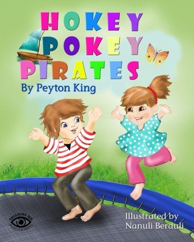 9781514248621: The Hokey Pokey Pirates