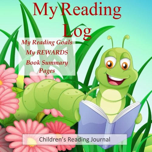 9781514260982: My Reading Log: With Goals, Rewards Chart and Book Summary Pages