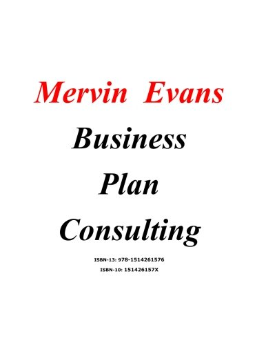 9781514261576: Business Plan Consulting - Workbook