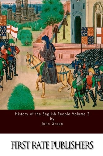 9781514268452: History of the English People Volume 2