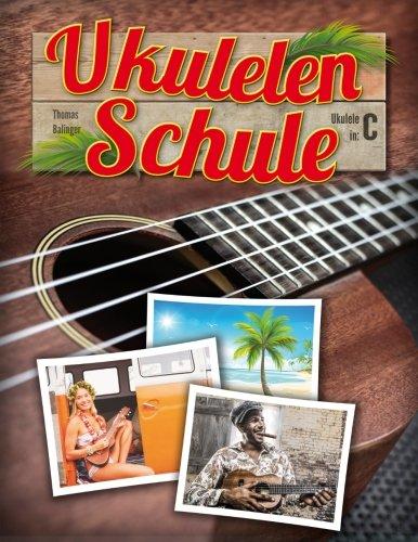 9781514276259: Ukulelen-Schule