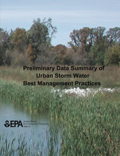 9781514281208: Preliminary Data Summary of Urban Storm Water Best Management Practices