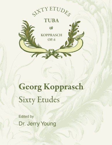 9781514288658: 60 Etudes for Tuba Op. 6