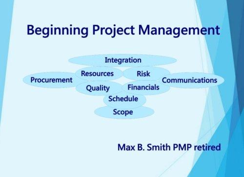 9781514295281: Beginning Project Management